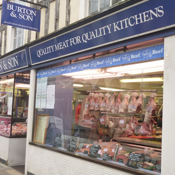 Burtons Butchers